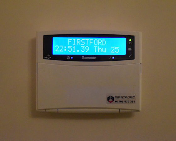 Domestic Intruder Alarms - Essex - London
