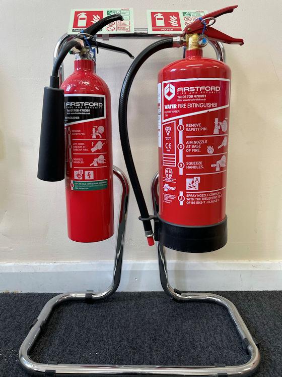 Fire Extinguisher Servicing - Essex - London